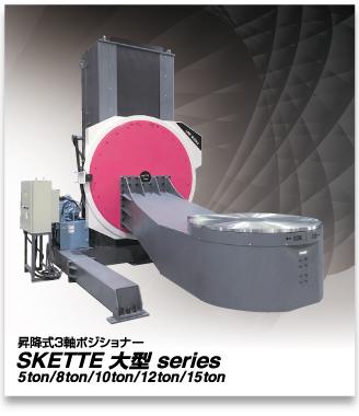 SKETTE 大型 series