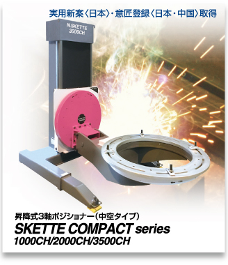 SKETTE COMPACT series