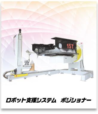 ロボット支援システム ポジショナー